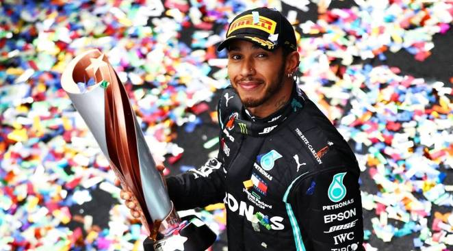 Lewis Hamilton and his record-equalling F1 title: The evolution of a racing  maestro | Sports News,The Indian Express
