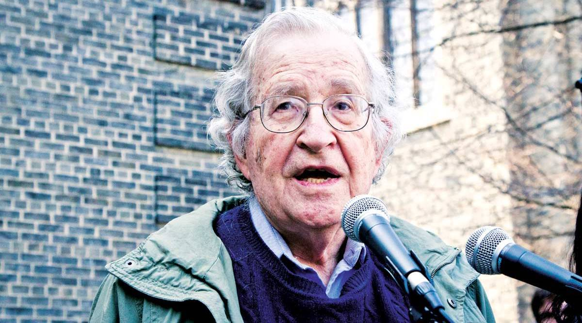 noam chomsky 1200 'Was this censorship?', Chomsky, Prashad ask Tata Lit Live after it cancels their discussion