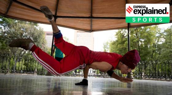 breakdance, breakdance at the olympic games, olympic breakdance games, olympic breakdance games paris, 2024 olympic games, Indian Express