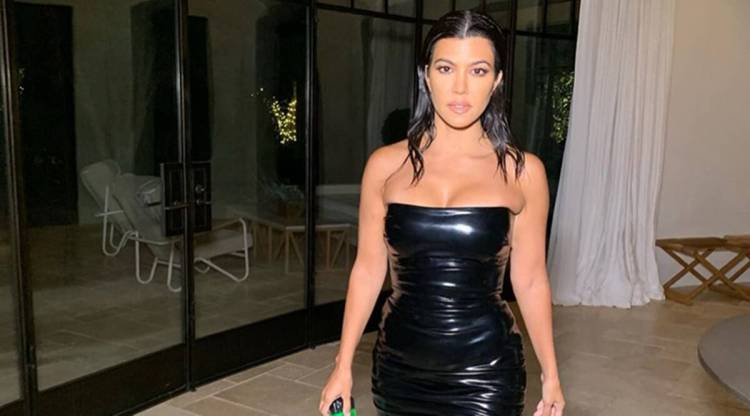 Kourtney Kardashian shares article on what it means to be ...