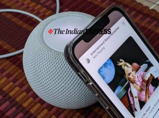 How to use HomePod mini's out-of-the-box music Handoff feature?
