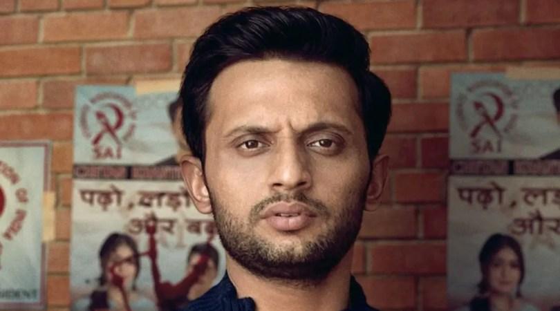 Wrong perception that artistes shouldn't talk about politics: Tandav actor Mohd Zeeshan Ayyub