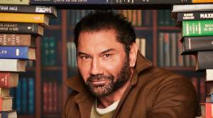 I'm a zombie fan: Dave Bautista of the Army of the Dead