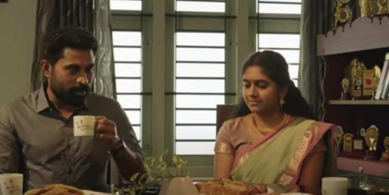 film How The Great Indian Kitchen represents invisible female labour