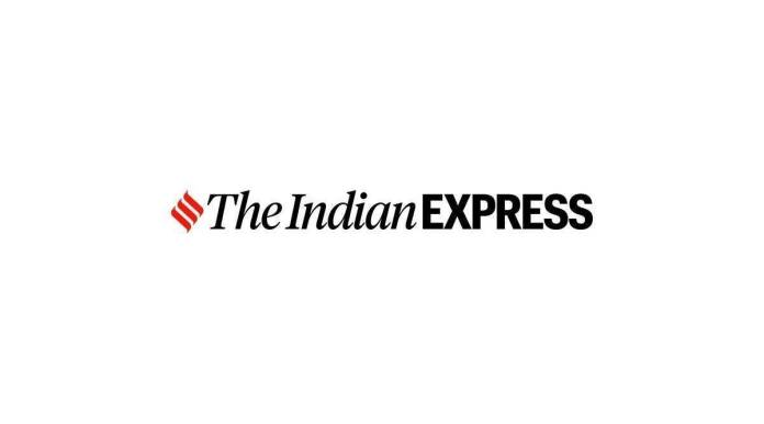 Indian Express logo 3