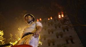 9 Killing at Eastern Rail Headquarters Fire: 'Railways and state government are to blame … Will my son come back?'