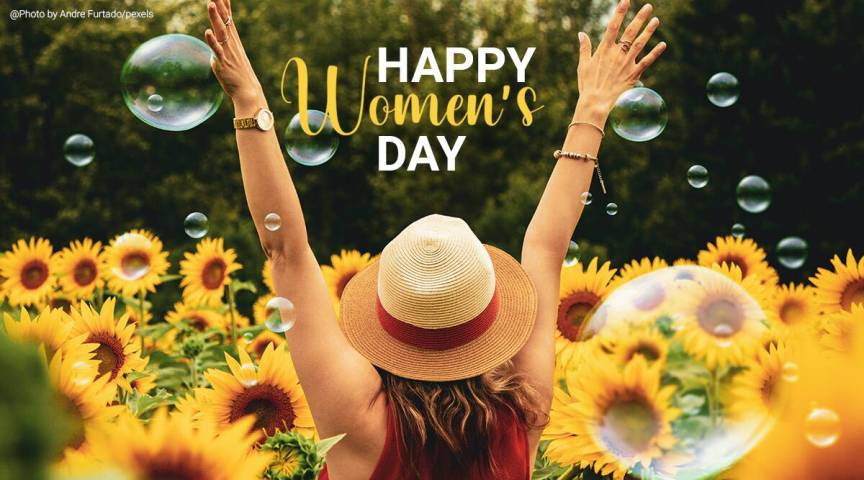 Happy International Women's Day 2021: Wishes Images, Status, Quotes, Whatsapp Messages, Photos, GIF Pics, HD Wallpapers