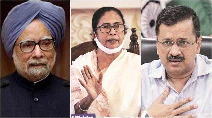 from manmohan to mamata: opposition leaders write to pm modi, suggest measures amid covid crisis   india news,the indian express