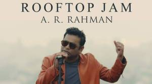 AR Rahman's Roof Jam: Music Maestro Gathers His Cult Tracks for Unforgettable Mixing