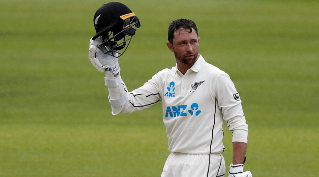 Devon Conway breaks 125-year-old record on way to double century on Test  debut | Sports News,The Indian Express