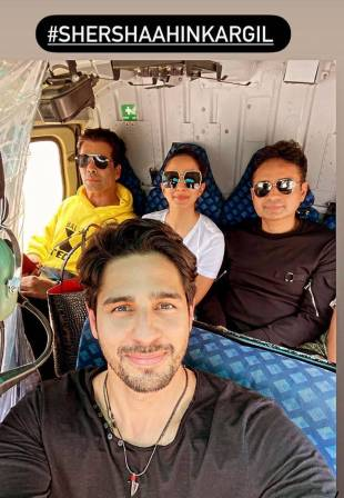 Sidharth Malhotra movie relives Vikram Batra's tale of courage