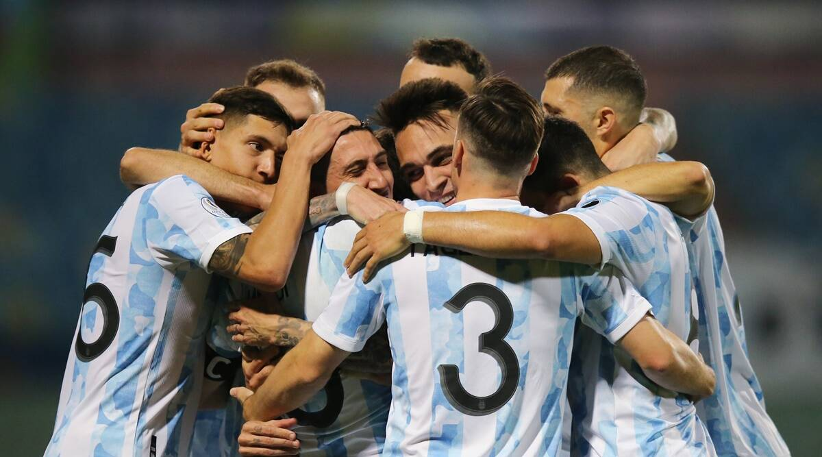 Argentina predicted lineup vs Brazil