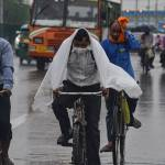 Delhi Monsoon, Weather Today Live Updates: Monsoon hits Delhi, several areas witness heavy rainfall 💥👩💥