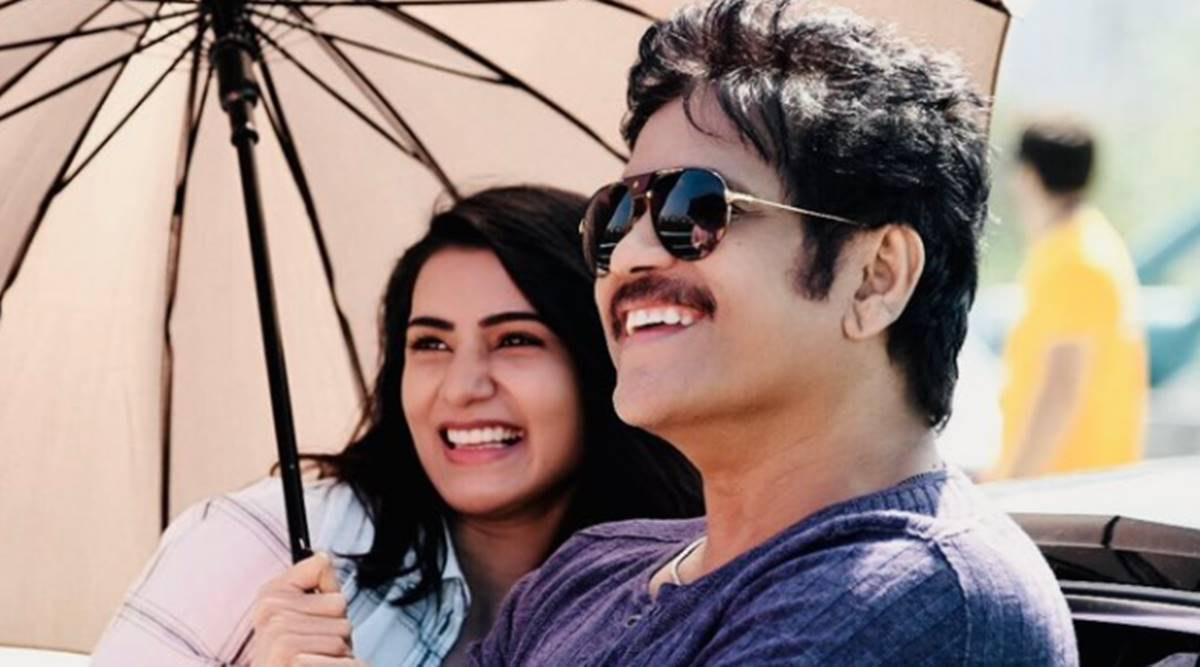 Samantha Akkineni calls Nagarjuna father-in-law in new tweet, fans say 'All  is well' | Entertainment News,The Indian Express