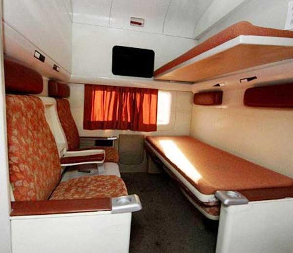 indian railways coaches