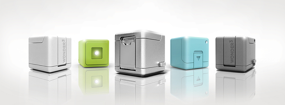 WonderCube Mobile Essentials Cube