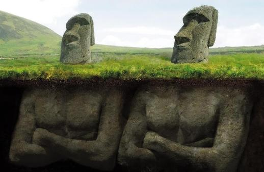 Easter Island truth