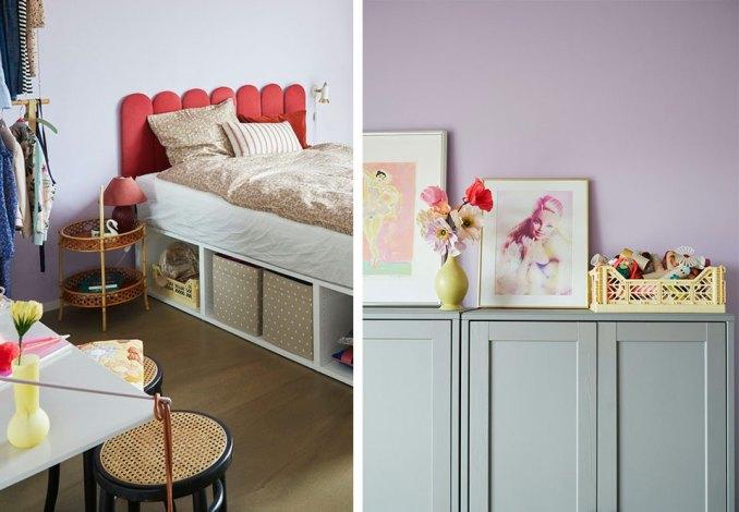 Her bor Augusta på 8 år med skræddersyede DIYs, Ikea og plads til kreativitet