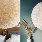 Rispapirlampe Blev Til Cool Belysning For 106 Kr Boligmagasinet Dk