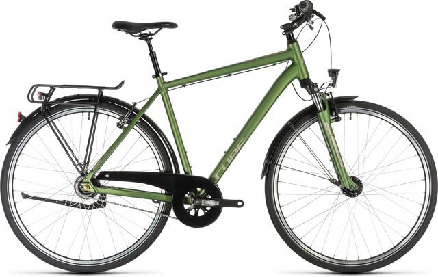 Cube Town Pro City Bike green at Bikester.co.uk