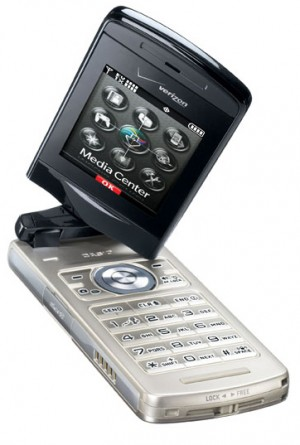 casio exilim verizon 300x445 Verizon Outs Waterproof Casio Exilim and Side Sliding Motorola Rival