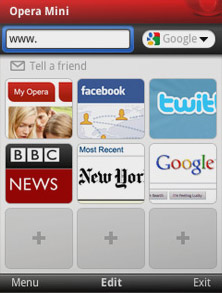 opera mini branding Opera Mini 5.1 released for Windows Mobile devices