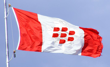 BlackBerry Canada BlackBerry claims 42% market share in Canada