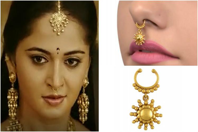 Anushka Shetty Aka Devasena Gives Us Major Nose Pins Goals
