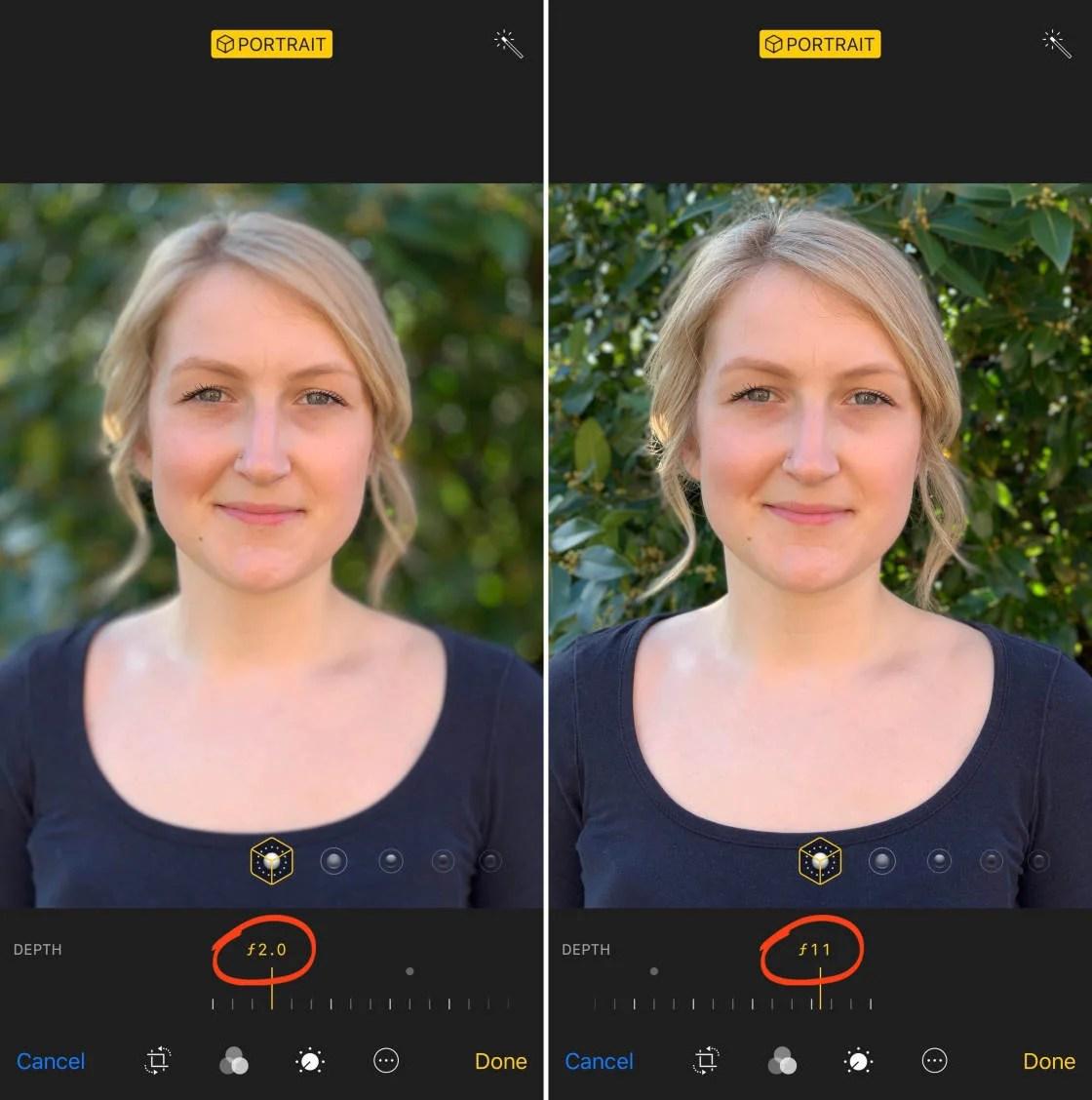 aplikasi latar belakang blur