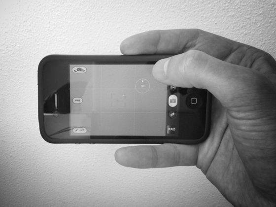 How To Keep Your iPhone Steady To Avoid Camera Shake