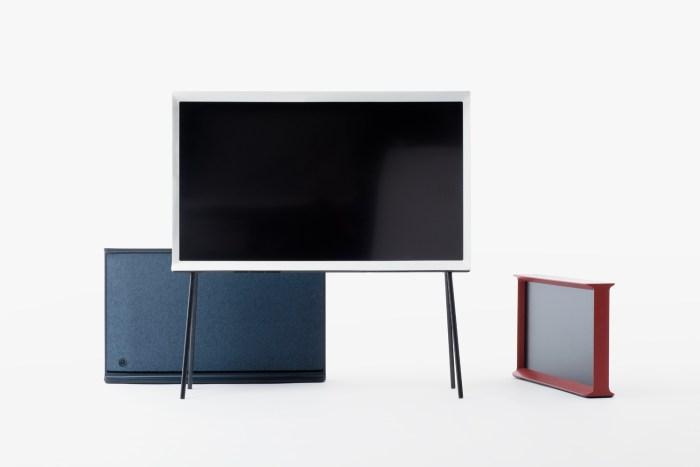 Aperçu de la Samsung Serif, Studio Bouroullec
