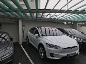 Chargeur Tesla à destination à Trouville-sur-Mer