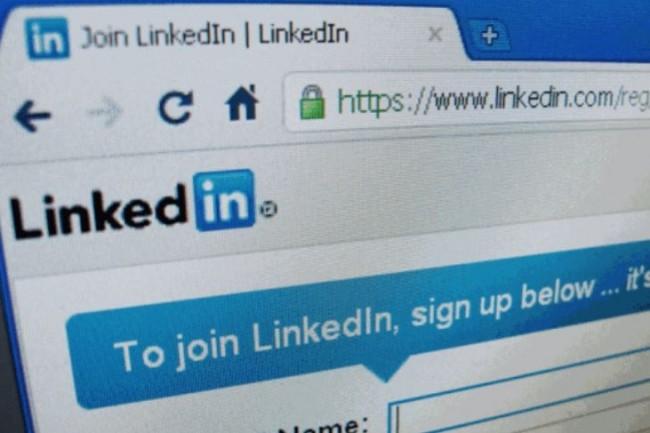 Linkedin va appliquer de nouvelles conditions d'utilisation et politiques de confidentialité et de cookies le 8 mai 2018. (crédit : D.R.)