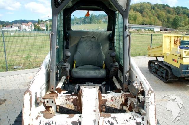Kompaktraupenlader Bobcat 864 Used To Sell