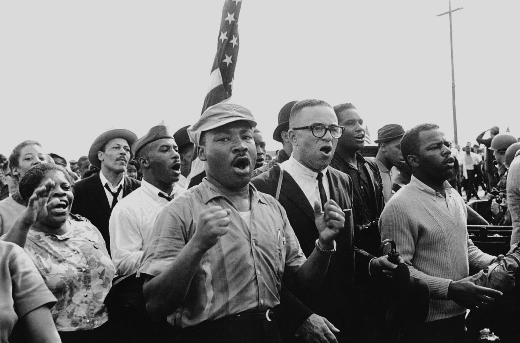 Selma And The Struggle