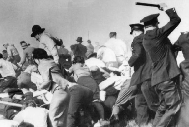 Image result for 1937 – Memorial Day massacre