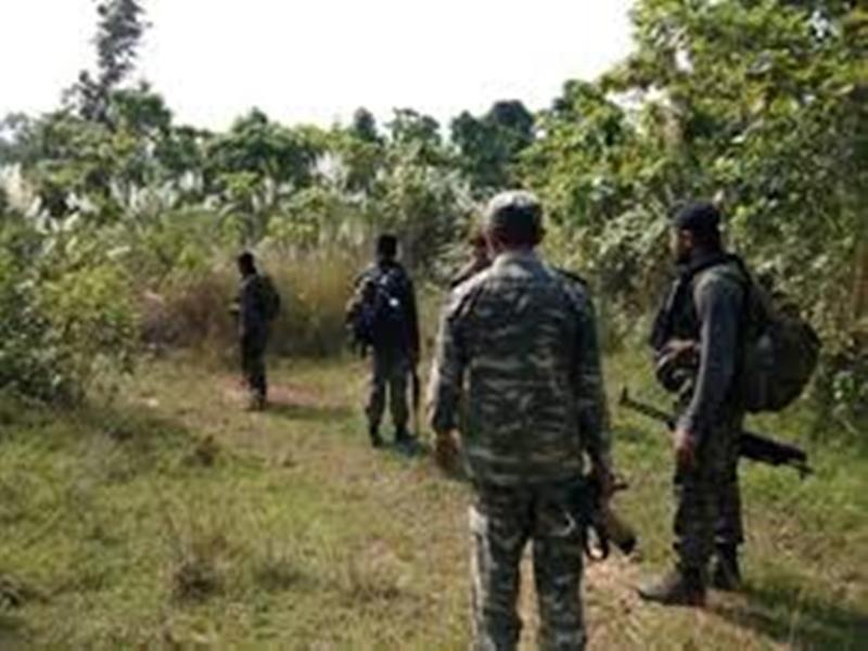 सुकमा के जंगल में नक्सलियों के खिलाफ मेजर ऑपरेशन की तैयारी