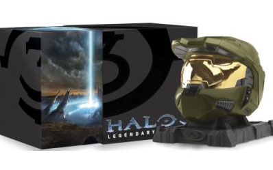 Halo 3 Legendary Edition JakeLudington.com Giveaway