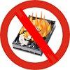 avoid hard drive crash and burn