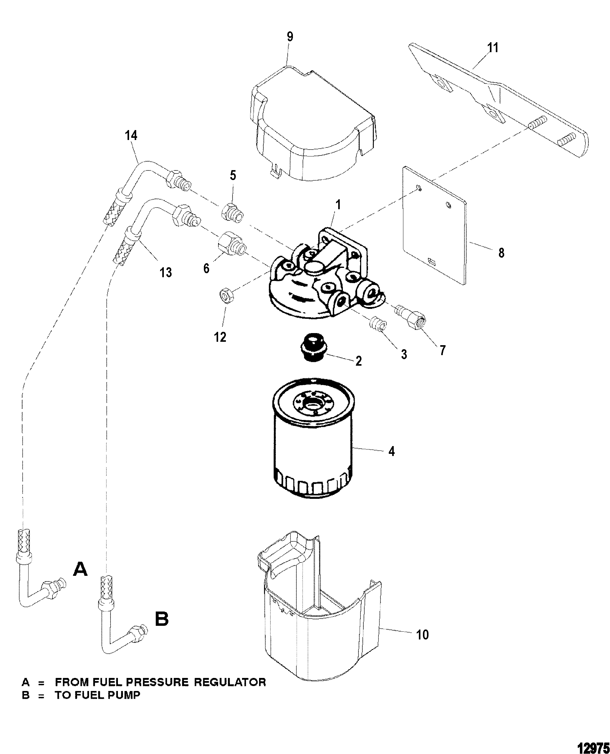 3 4 Fuel Filter