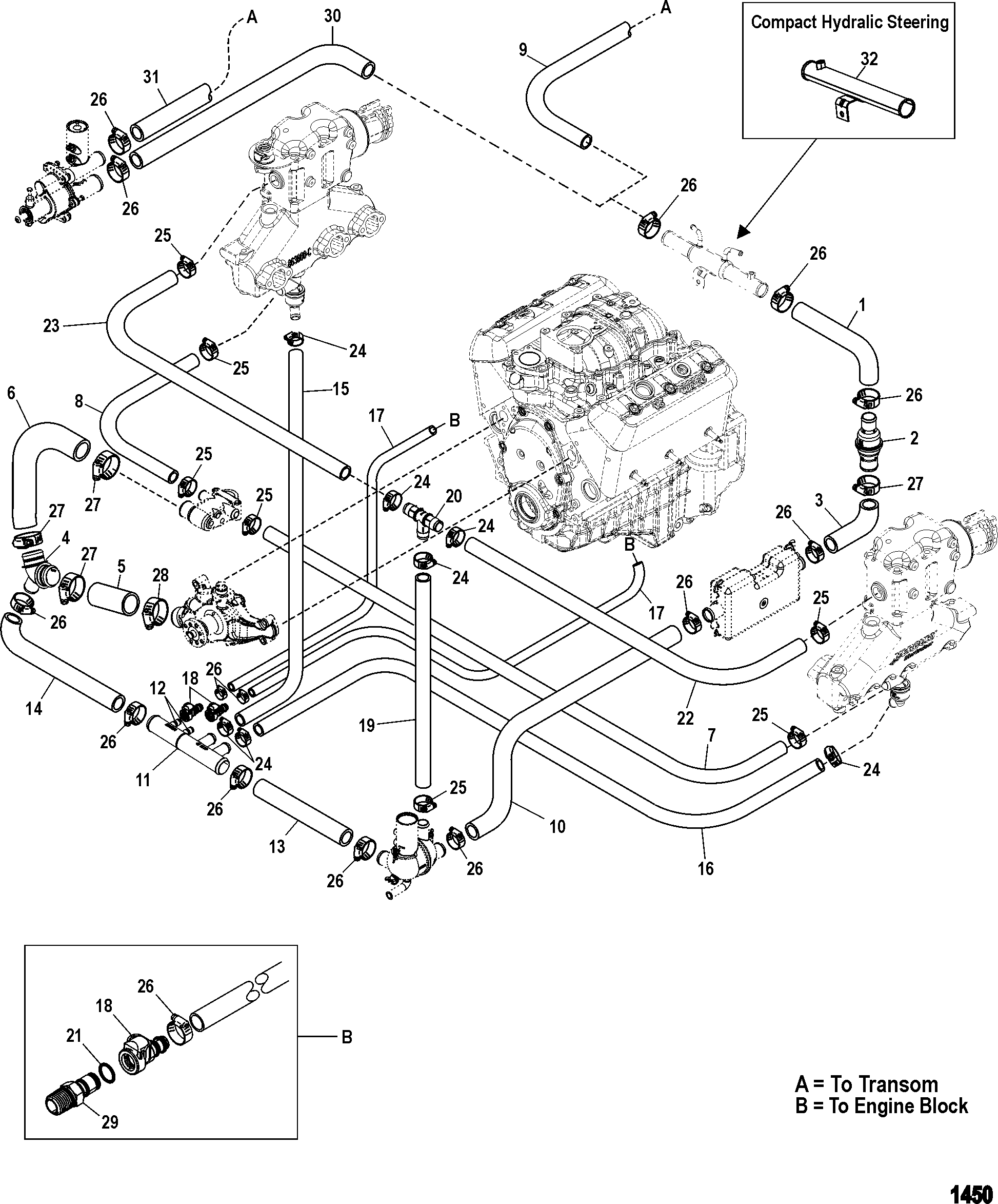 Ford 7 3 Idi Fuel Line Diagram