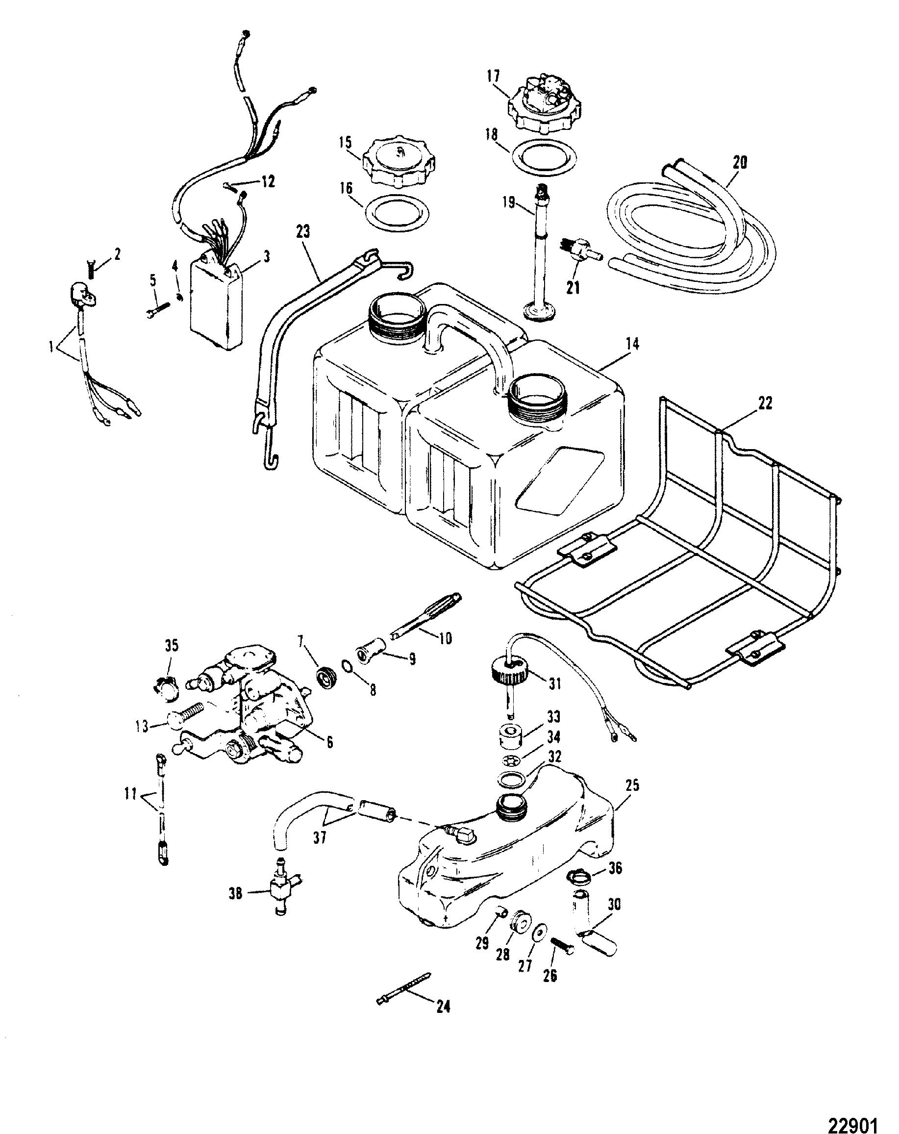 Wrg Mercury Xr6 Outboard Wiring Diagram