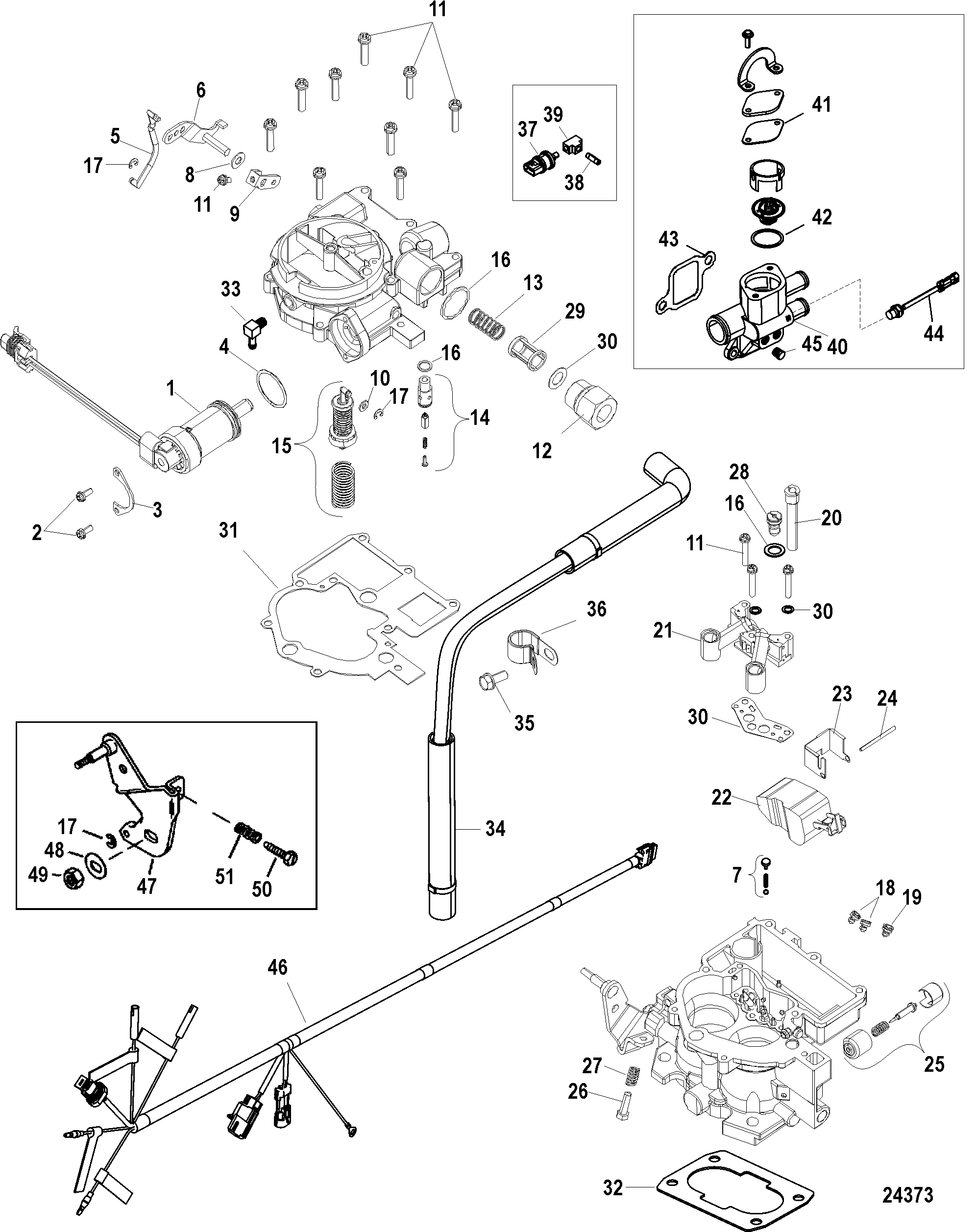 3 0 Mercruiser Fuel Filter Location