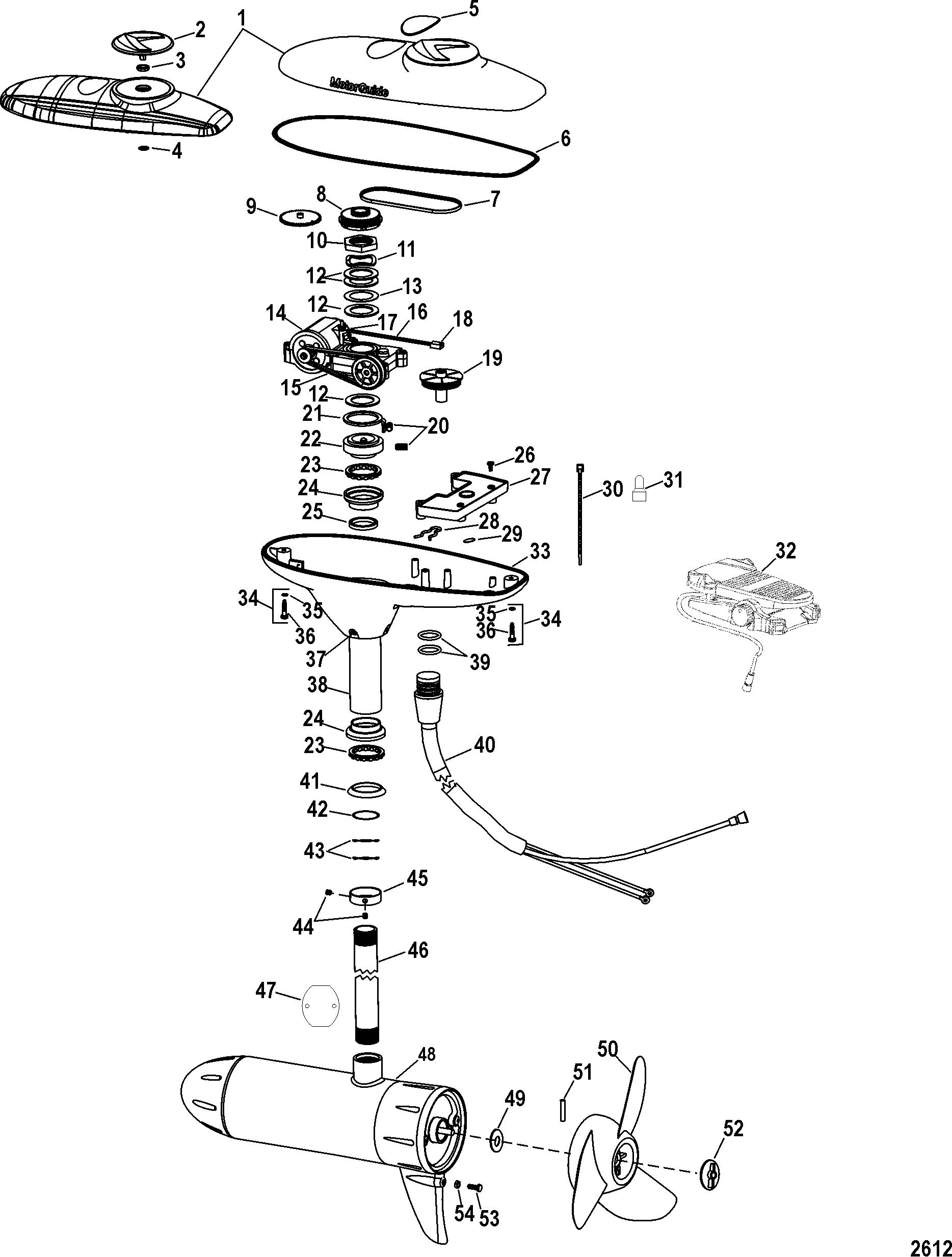 Wireless Trolling Motor Diagram | Wiring Diagram Database