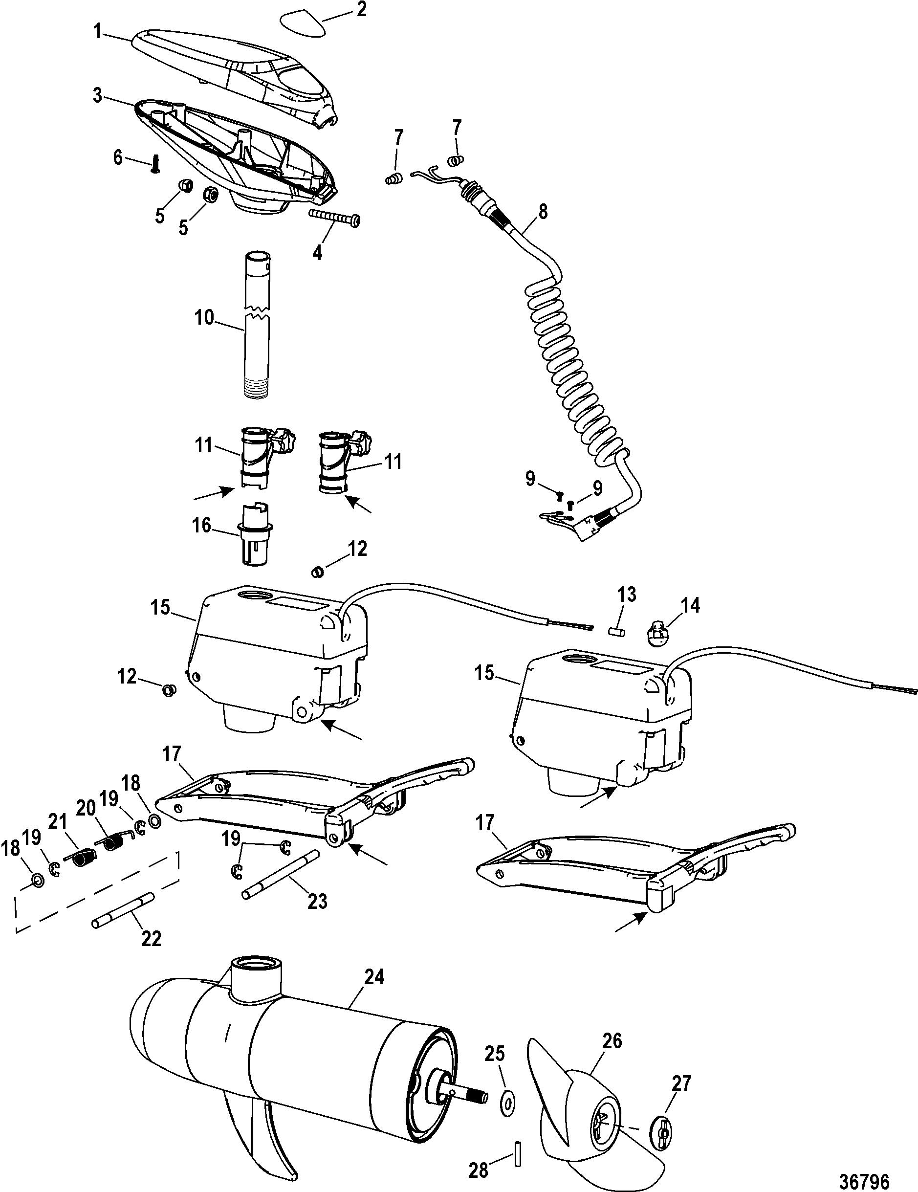 Trolling Motor Repair