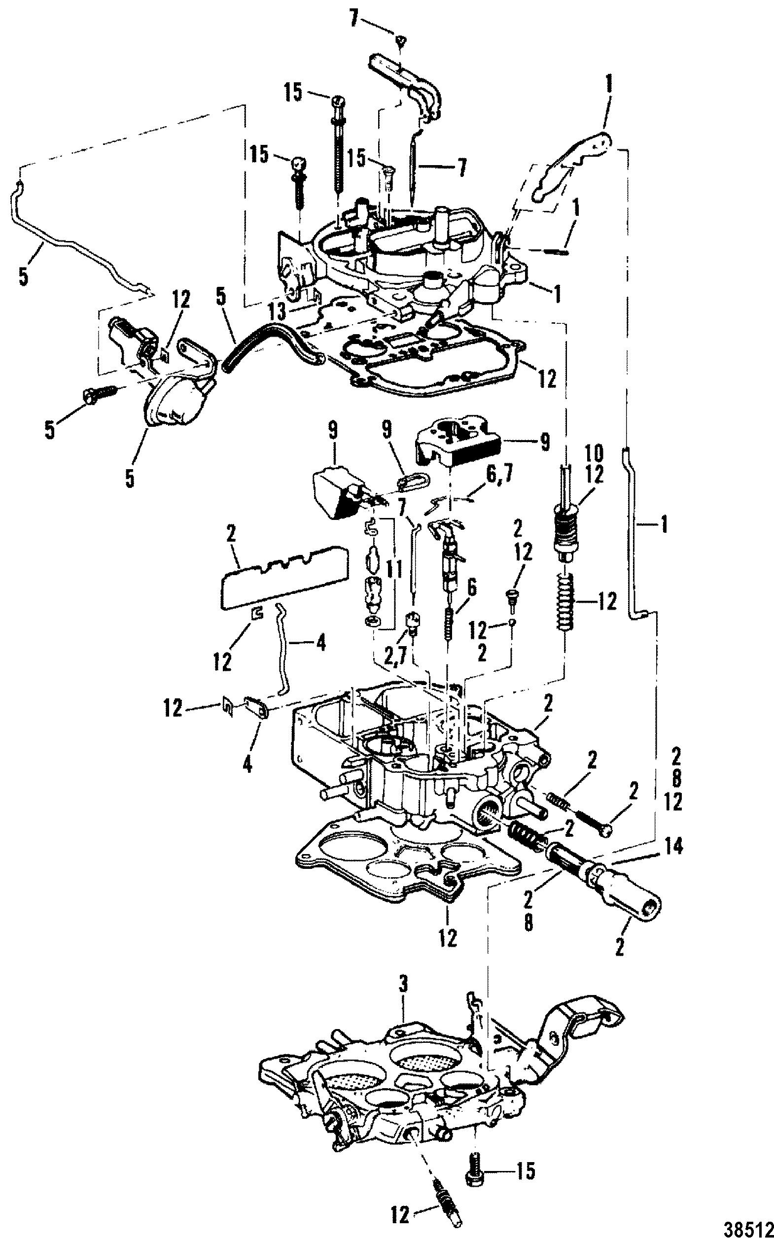 Carburetor Rochester