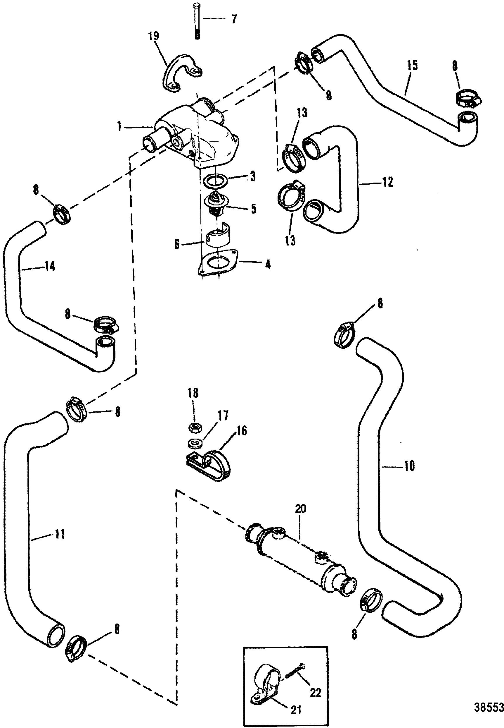 Standard Cooling System Design Iii