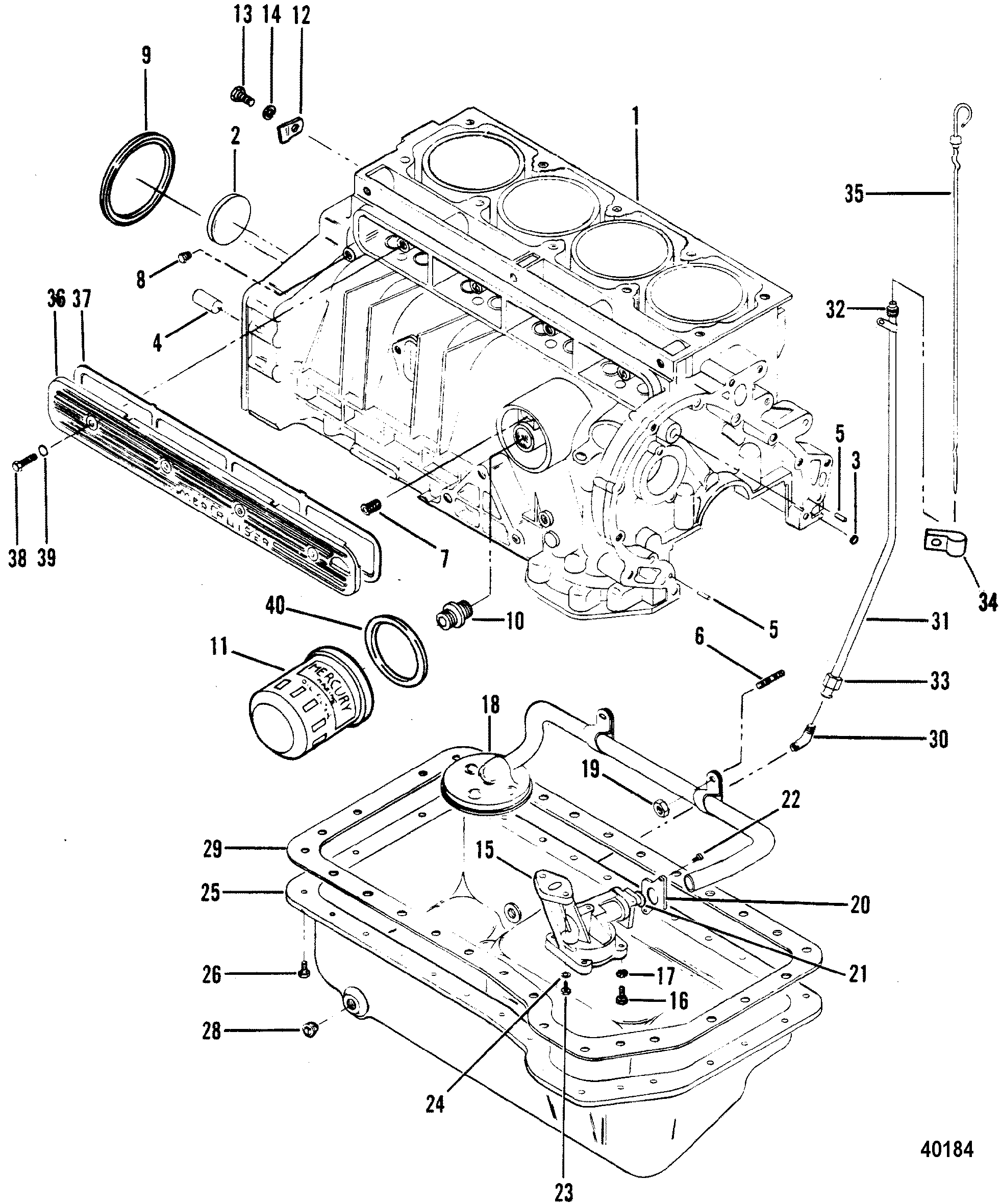 Mercruiser Thermostat Installation Diagram