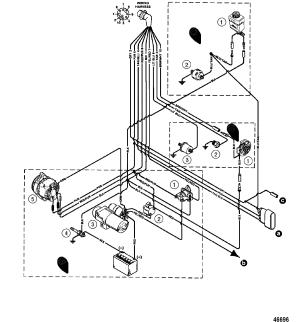350 Mercruiser Engine Wiring Diagram  Somurich