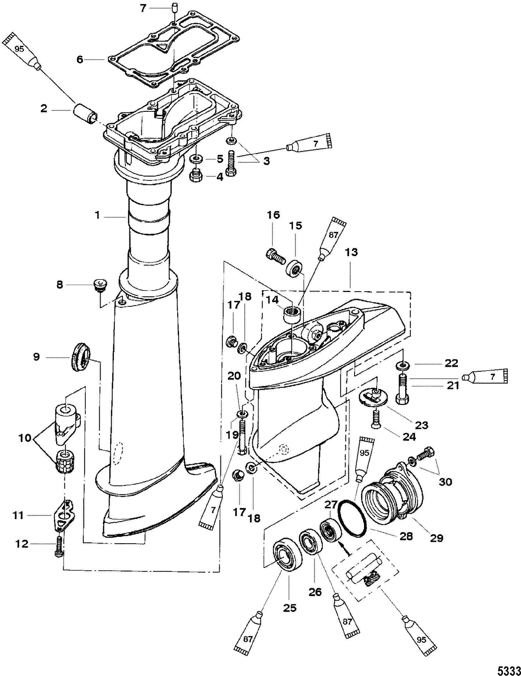 1973 evinrude wiring diagram v4